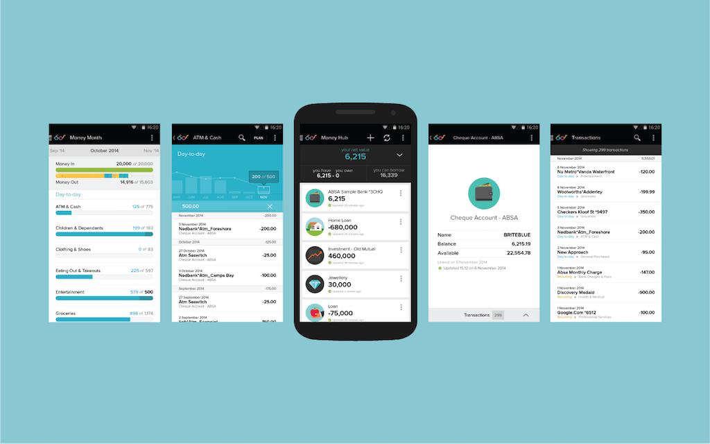 Some great apps and tools to help you manage your money