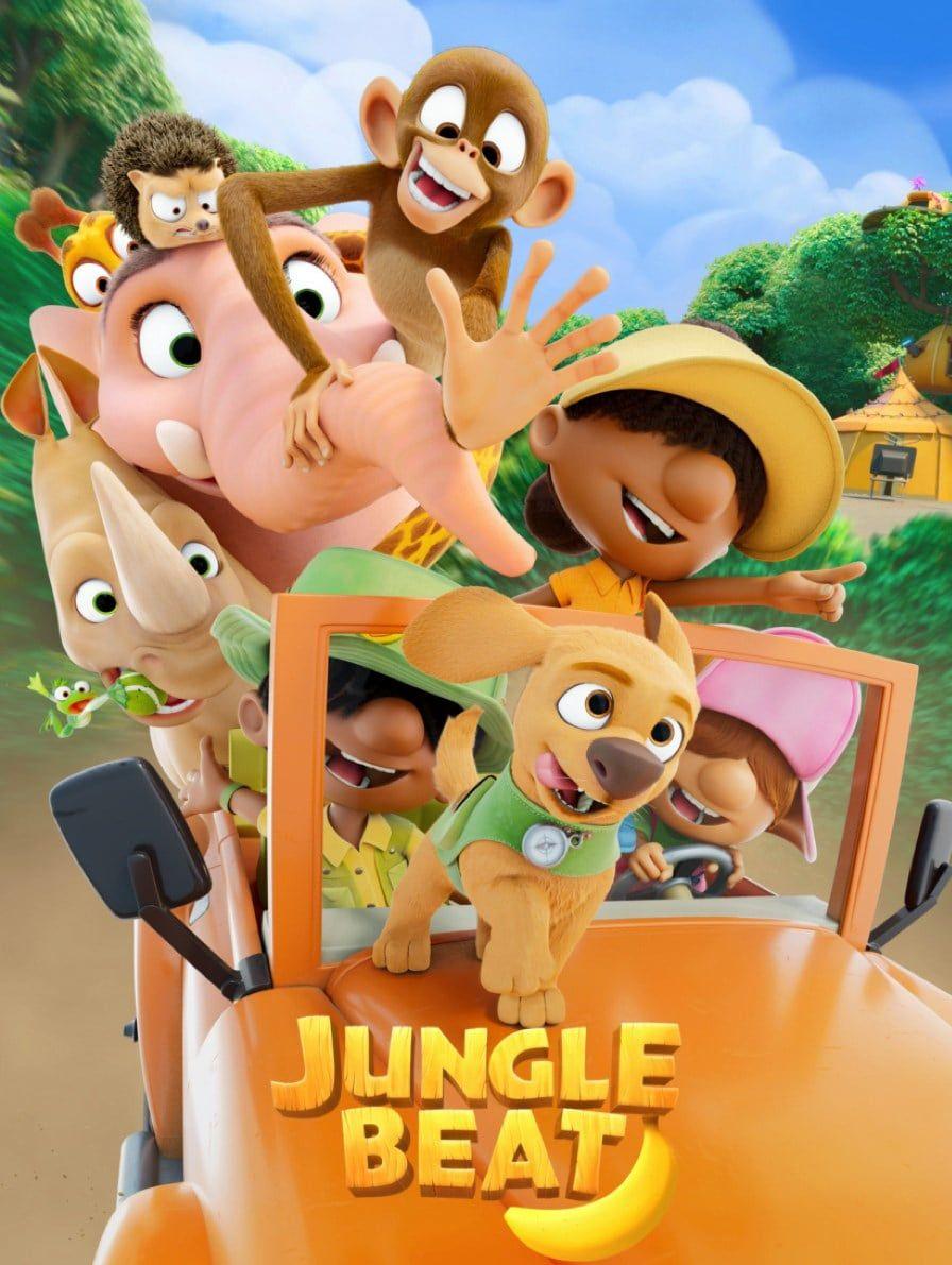 Jungle Beat season 8