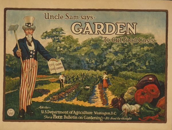 On Victory Gardens and community resilience